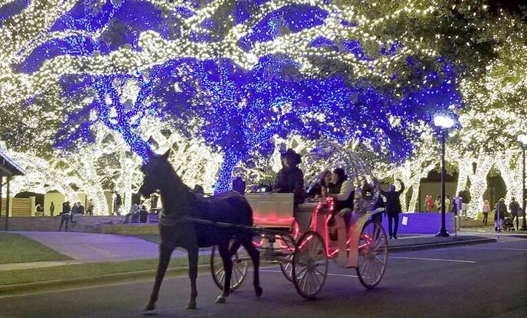 Johnson City Texas Christmas Lights 2019 Lights Spectacular   JOHNSON CITY, TEXAS